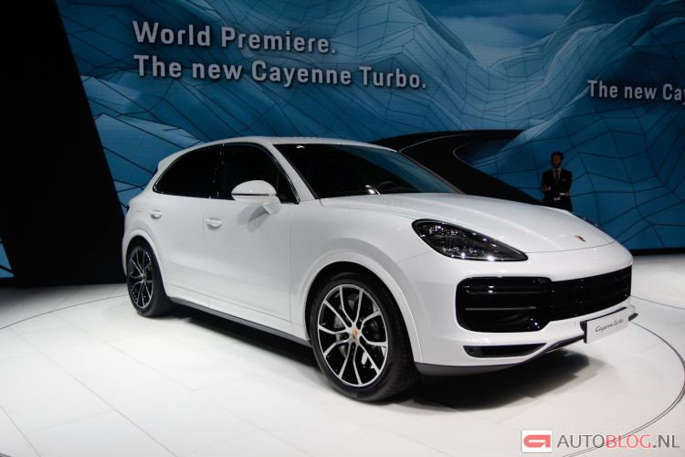 Nondeju wat is deze Cayenne Turbo wit
