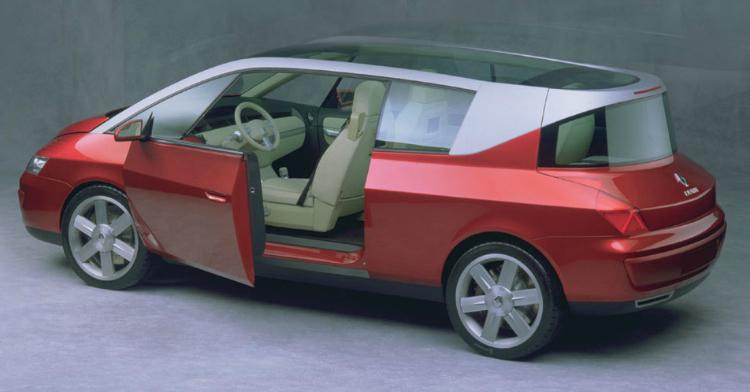Renault Coupéspace Concept