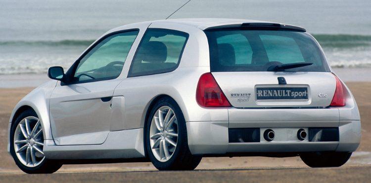 Renault Clio Renault Sport V6