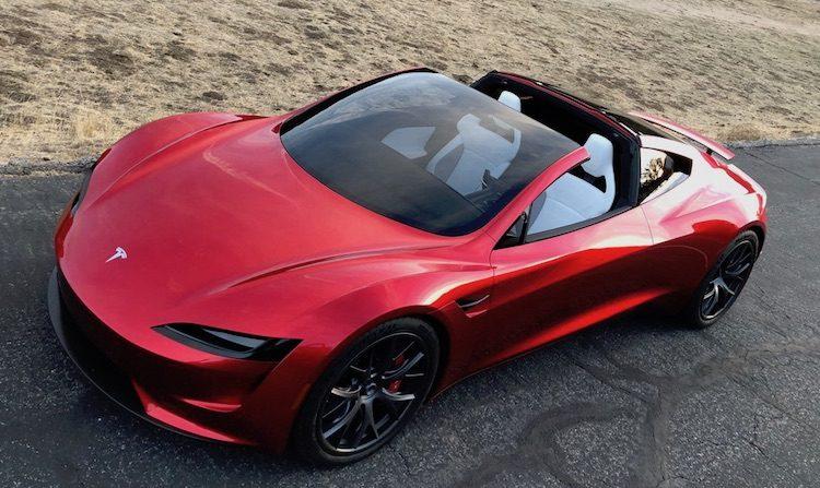Musk: er komt nog een performance variant van de Roadster