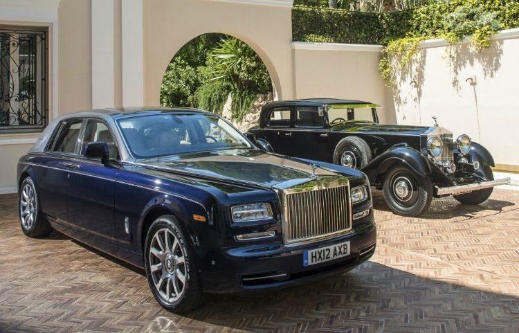 Rolls-Royve Phantom