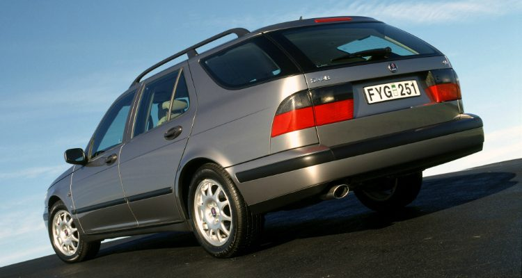 Saab 9-5 Estate