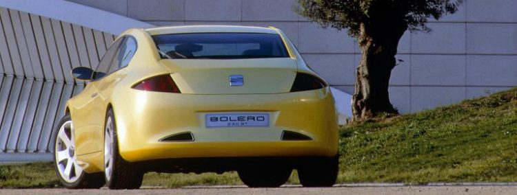Seat Bolero BT 330
