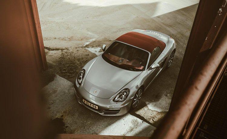 Porsche Boxster Smulplaatjes
