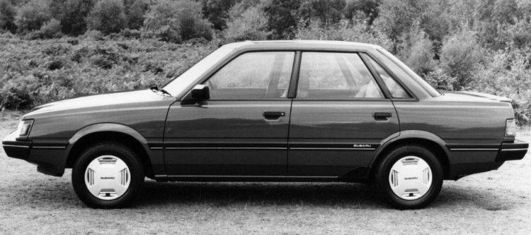 Subaru 1800 GTI Saloon