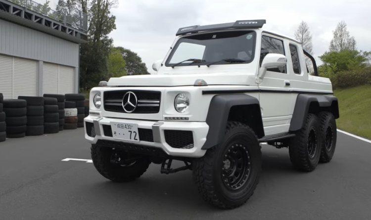 Suzuki 6x6