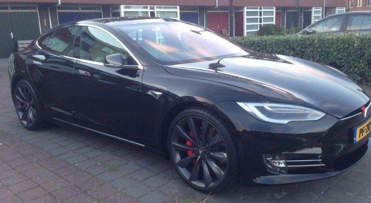 Dit is de duurste Tesla Model S van Nederland