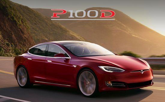Belgen zetten wereldrecord met Model S P100D