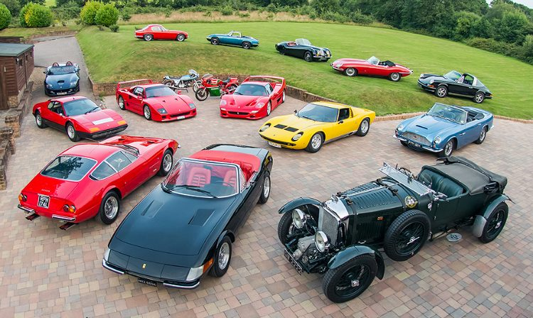 The Stradale Collection