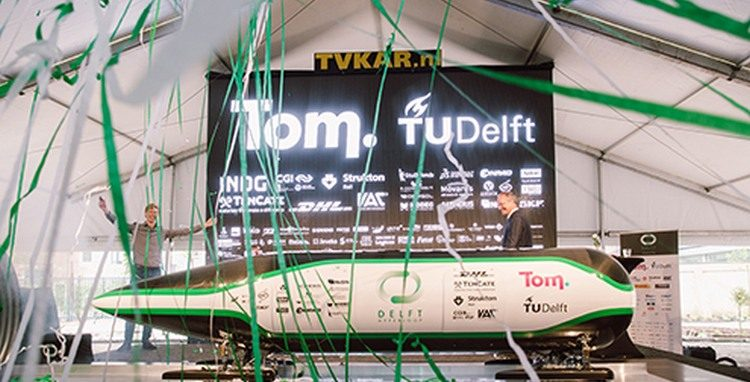 TU-Delft hyperloop