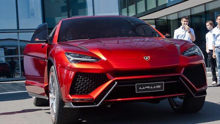 Meer specificaties Lamborghini Urus bekend