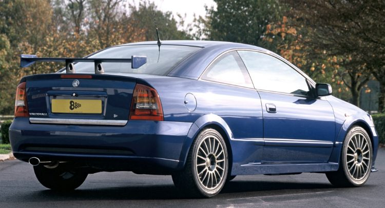 Vauxhall Astra Coupe Turbo 888