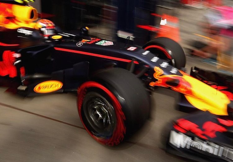 Last minute call: Red Bull doet technische ingreep RB13
