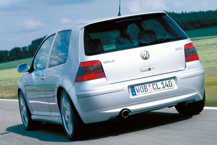 Volkswagen Golf IV GTI Edition
