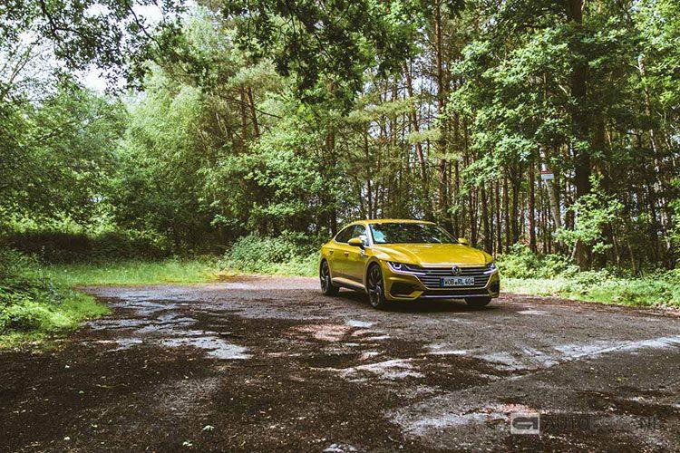 Volkswagen Arteon 2017 rijtest en video