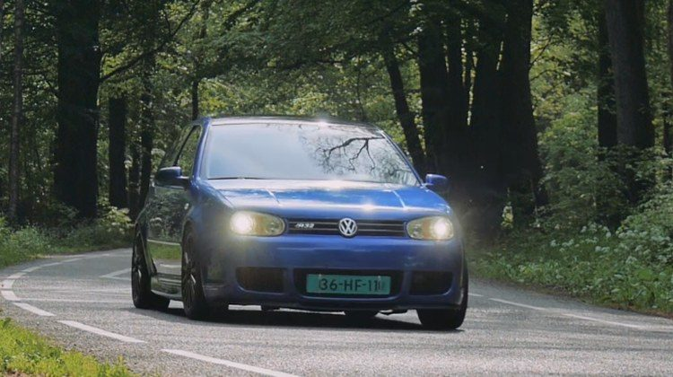 volkswagen golf iv r32 video aankoopadvies historie. Black Bedroom Furniture Sets. Home Design Ideas