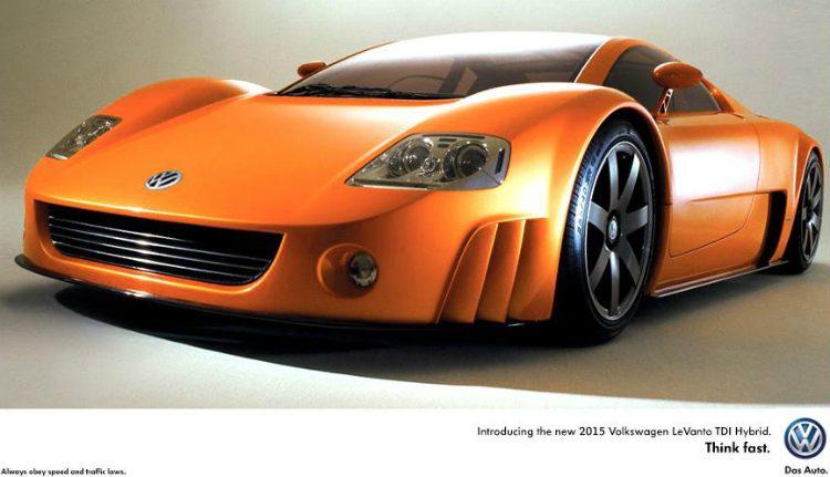 Volkswagen LeVanto