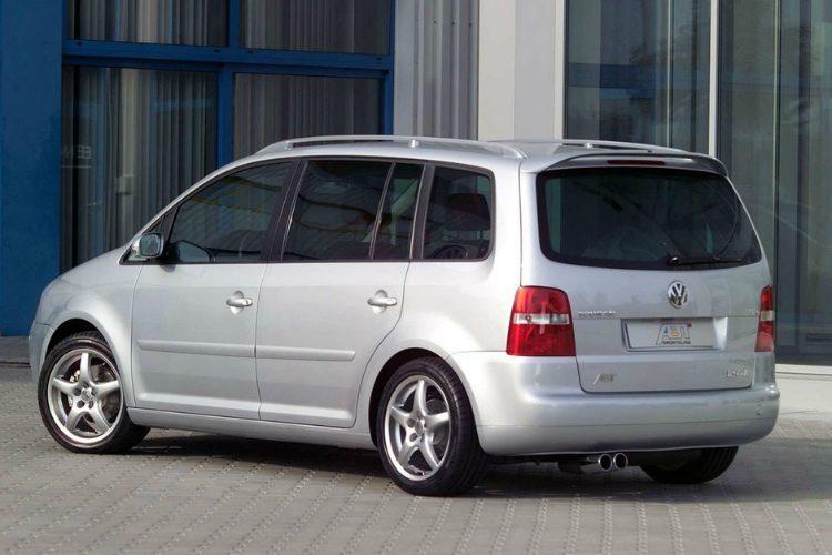 Volkswagen Touran FSI ABT Sportsline