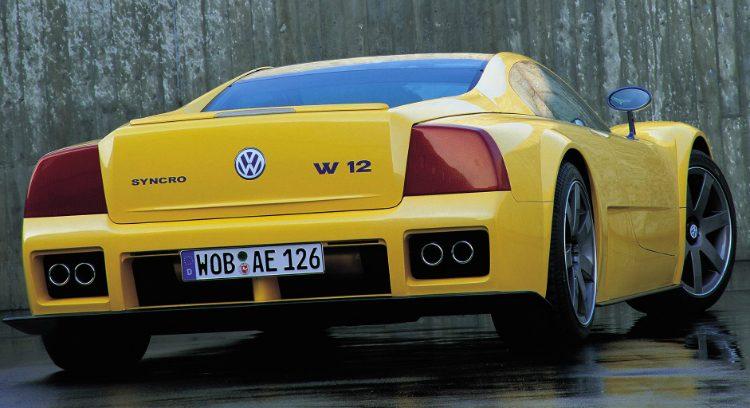 Volkswagen W12 Synchro