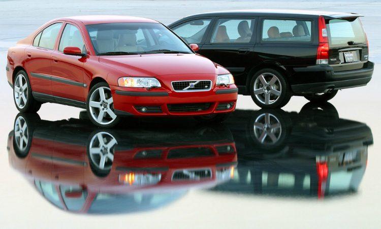 Volvo S60R & V70R