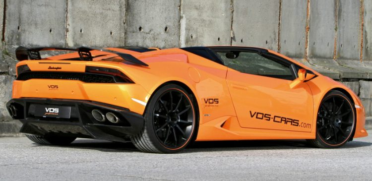 Lamborghini VOS Huracan