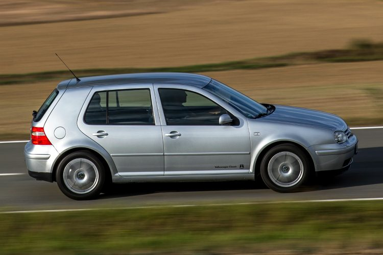 Volkswagen Golf V6 4-Motion