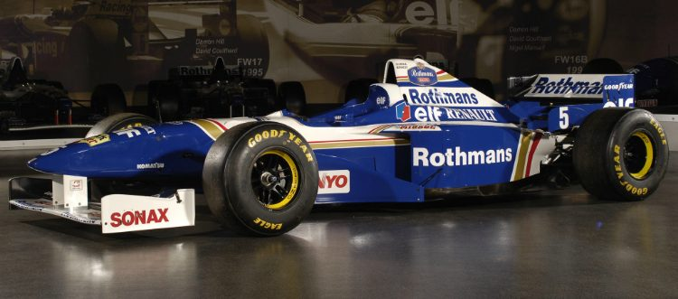 Williams FW18