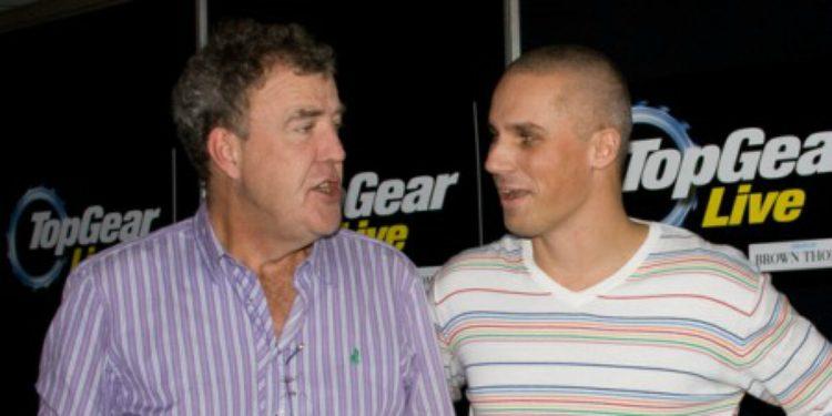 Jeremy Clarkson en Wouter