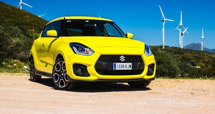 Suzuki Swift Sport rijtest en video
