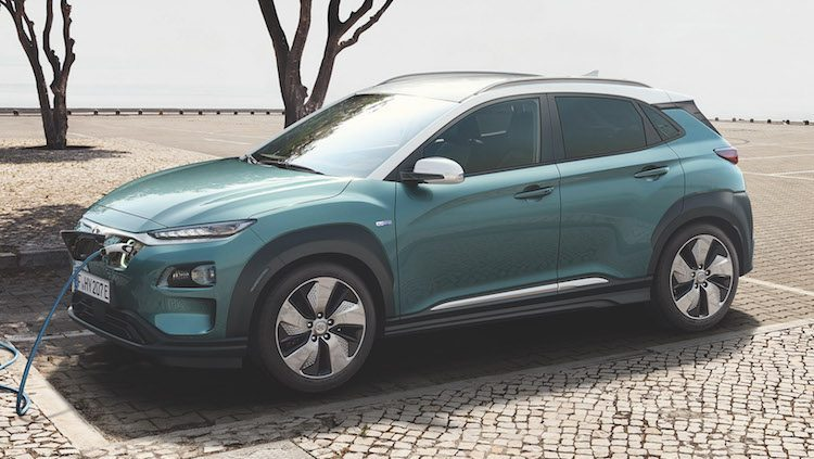 Hyundai KONA Electric is een feit