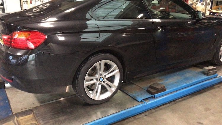 Nachtmerrie: BMW 435i van Autoblog-lezer gestolen