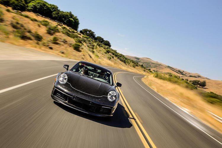In beeld: de nieuwe Porsche 911