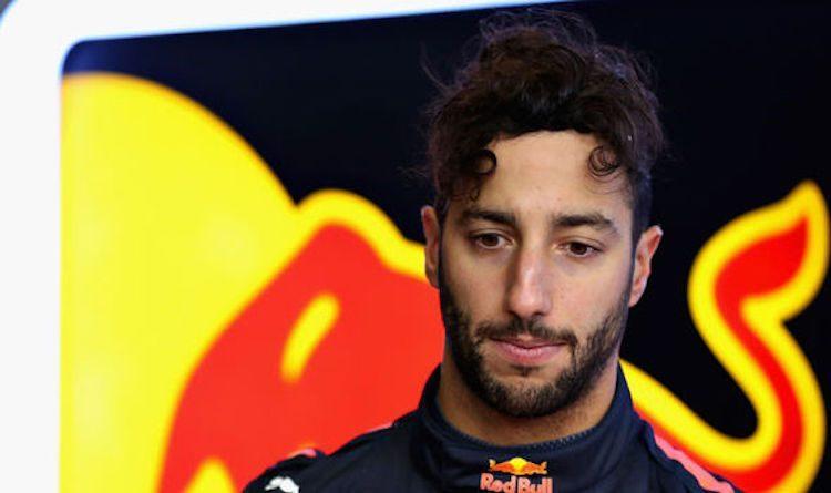 Gridstraf voor Daniel Ricciardo op Hockenheim