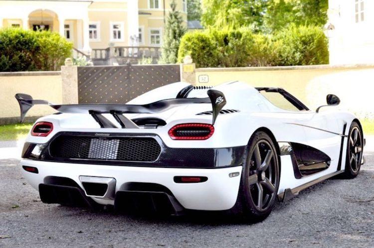 Gestoord? 7,7 miljoen voor een Koenigsegg Agera RS