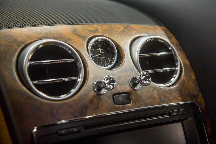 Bentley heeft iets nieuws voor in het interieur
