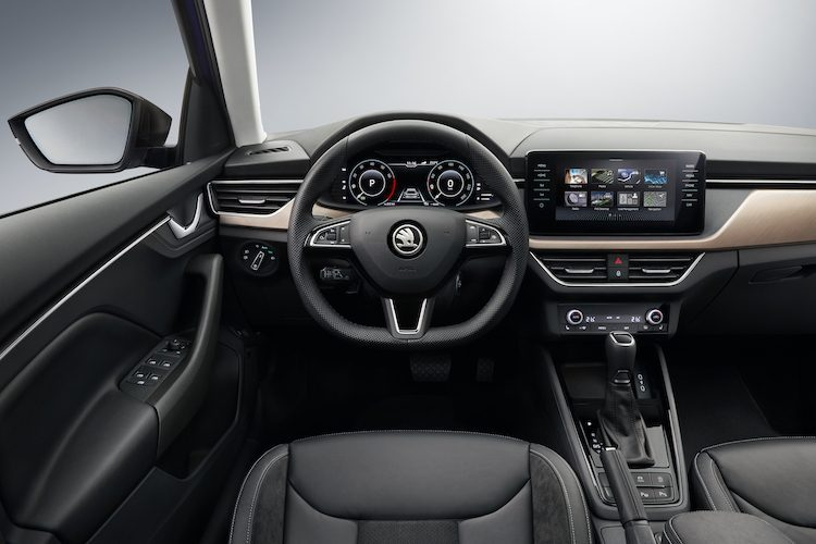 Officieel: dit is de Skoda Scala