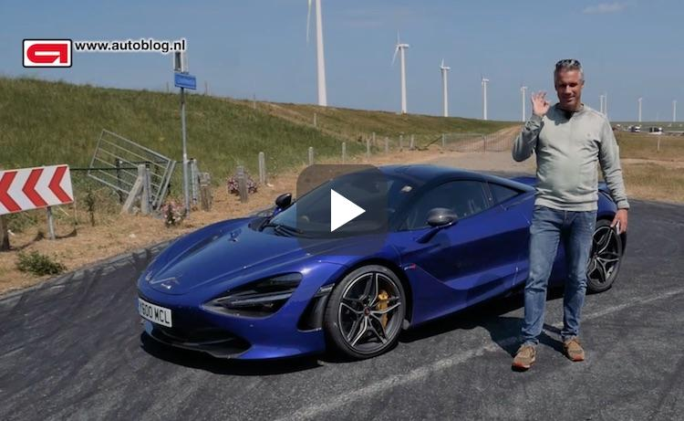 AB Video: 10 coole dingen van de McLaren 720S