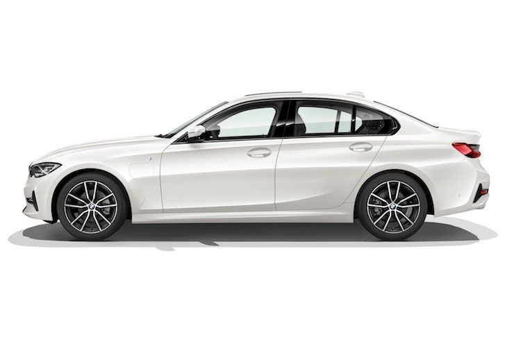 Dit is de nieuwe BMW 330e iPerformance