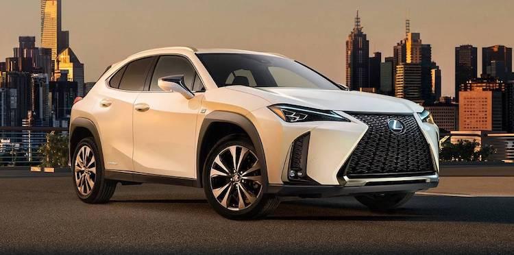 Lexus onthult eerste beelden nieuwe UX