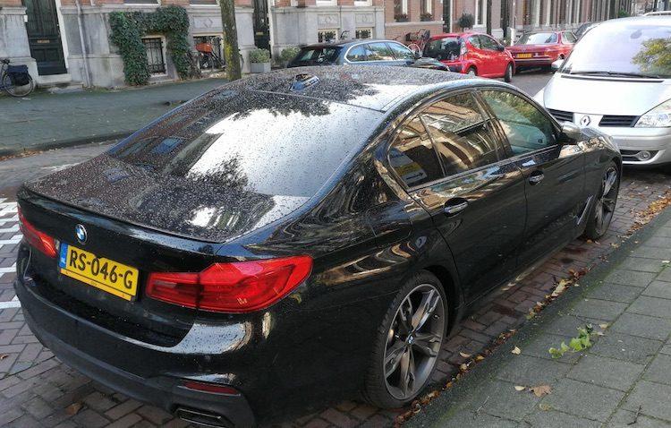 Gespot: 5 Serie van 130.000 euro is geen M5