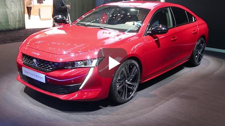 Autoblog video: dit is de nieuwe Peugeot 508