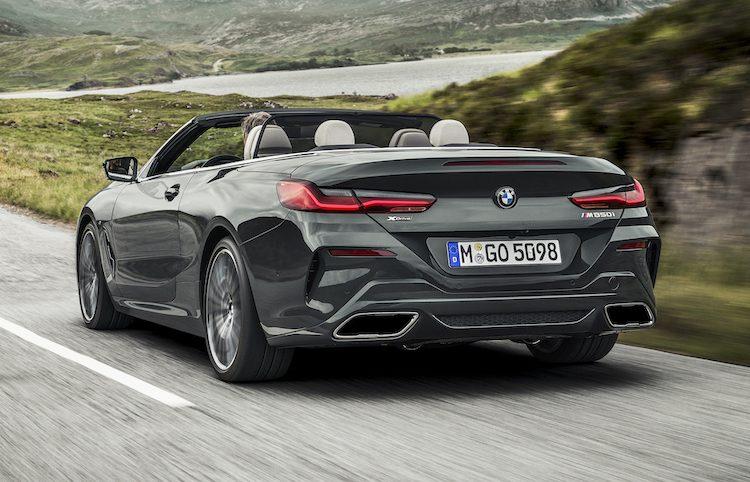 Nederlandse prijs BMW 8 Serie Cabrio bekendgemaakt