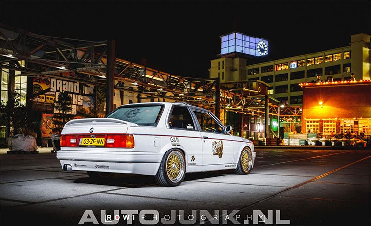 BMW E30 M-Tech 2