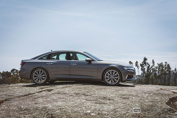 Audi A6 2018 rijtest en video