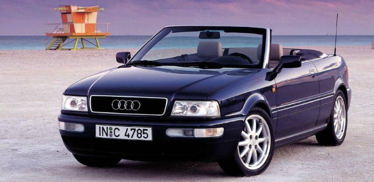 Audi Cabriolet '98