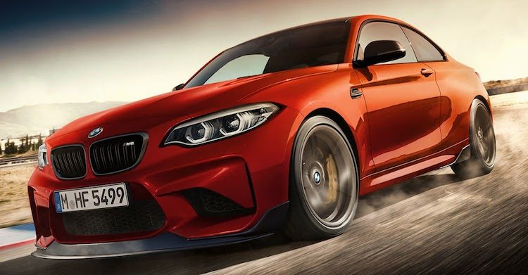 Dit is wat we weten over de BMW M2 Competition