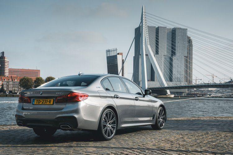 BMW 530e Rotterdam