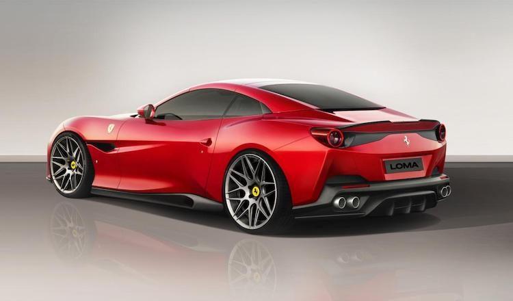 Ferrari Portofino 2.0 heeft beter lijnwerk en 740 pk