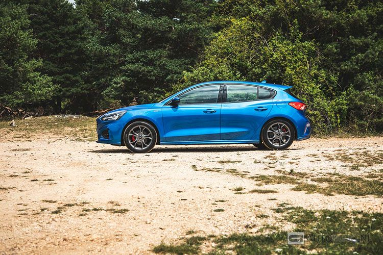Ford Focus ST-Line 2018 rijtest en video