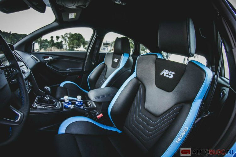 Ford Focus RS (DYB) '15